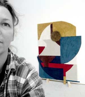 Majbrit Nielsen, kunstner i Hillerød